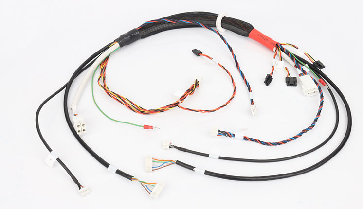 Wire Harness for Industrial and Medical